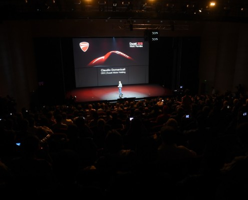 Ducati World Premiere