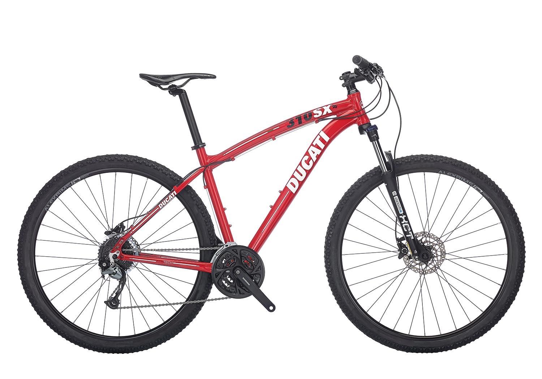"Gorsko kolo Ducati 310 SX 29"" – Ducati rdeča"