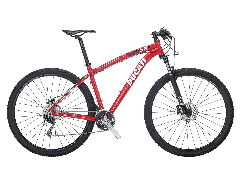 "Gorsko kolo Ducati 320 SX 29"" – ducati rdeča"