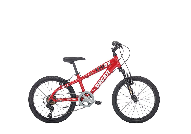 "Otroško kolo Ducati 120 SX 20"" – Ducati rdeča"
