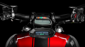 Ducati Diavel Instrumenti