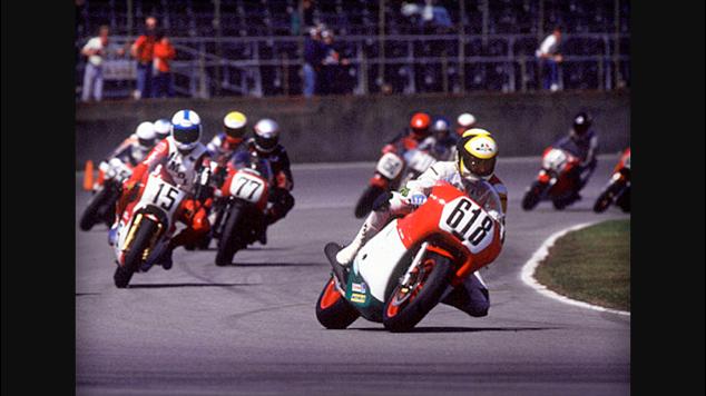 Ducati 851: Marco Lucchinelli Daytona 1987