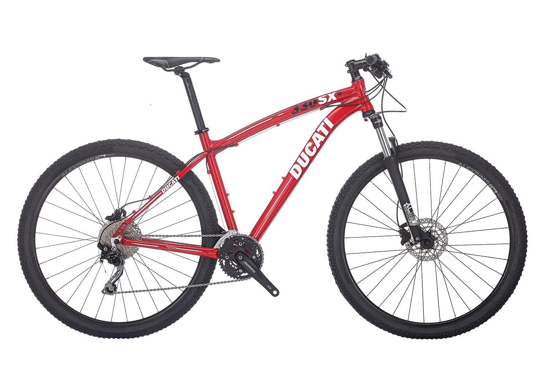 "Gorsko kolo Ducati 330 SX 29"" – ducati rdeča"