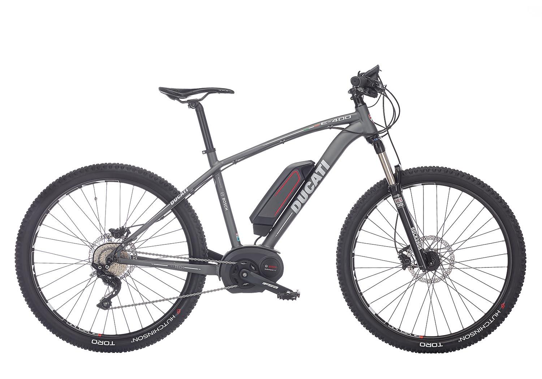 """Električno gorsko kolo Ducati E-400 27,5"""" – Mat grafitna"""