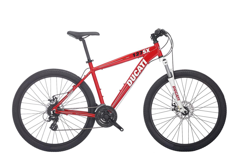 """Gorsko kolo Ducati 127 Disc SX 27,5"""" – Ducati rdeča"""