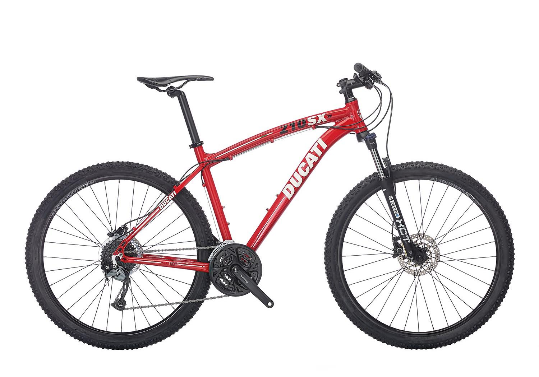 "Gorsko kolo Ducati 210 SX 27,5"" – Ducati rdeča"