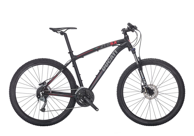 """Gorsko kolo Ducati 210 SX 27,5"""" – Mat črna"""