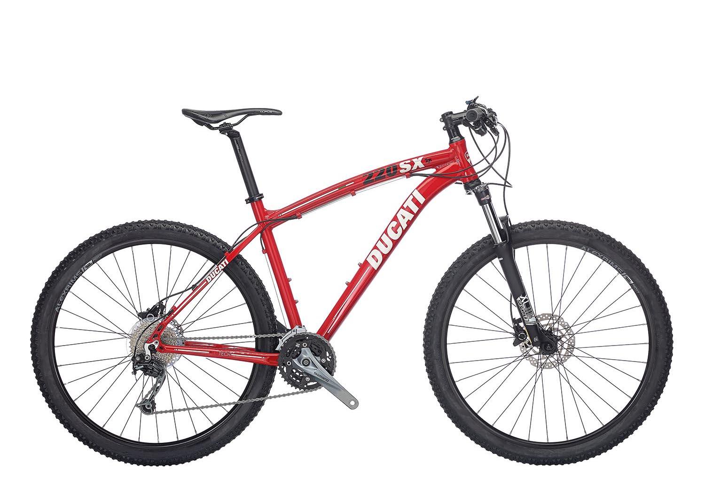 "Gorsko kolo Ducati 220 SX 27,5"" – Ducati rdeča"
