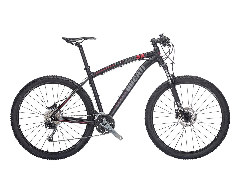 """Gorsko kolo Ducati 220 SX 27,5"""" – Mat črna"""