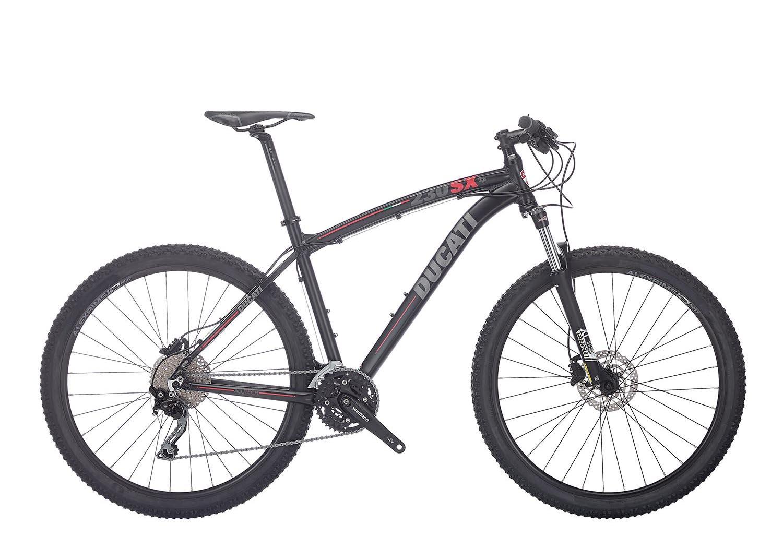 """Gorsko kolo Ducati 230 SX 27,5"""" – Mat črna"""