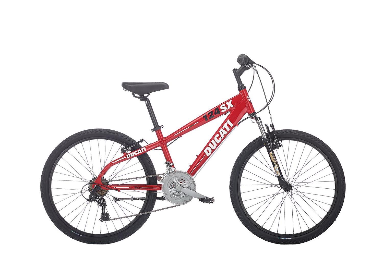 "Otroško kolo Ducati 124 SX 24"" – Ducati rdeča"