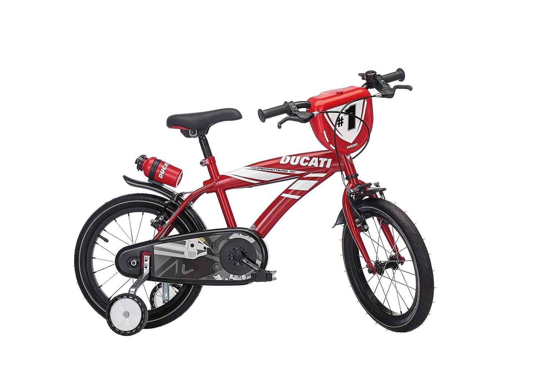"Otroško kolo Ducati Hypermotard 16"" – Ducati rdeča"